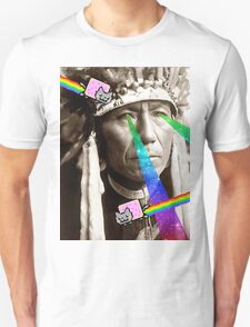 Native American Kittens Unisex T-Shirt
