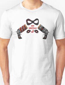 Harley Quinn Design T-Shirt