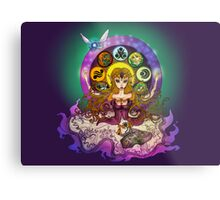 mystic zelda Metal Print