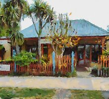 """The Tussock"" Cafe, Braidwood by Fran Woods"