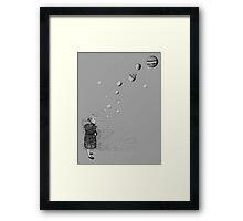 My Universe Framed Print