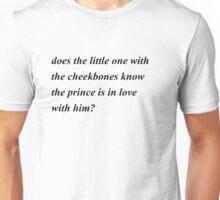 larry quote Unisex T-Shirt