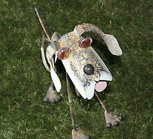 Doggy by Robyn Williams