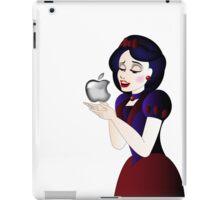 Snow White and Apple iPad Case/Skin