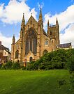 Worcester Cathedral by Yukondick