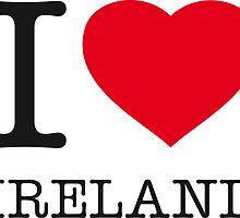 I ♥ IRELAND by eyesblau