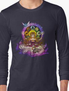 mystic zelda Long Sleeve T-Shirt