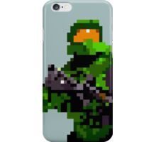 16-bit Spartan iPhone Case/Skin
