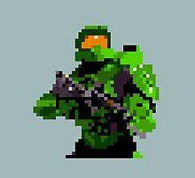 16-bit Spartan by LinearStudios