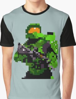 16-bit Spartan Graphic T-Shirt