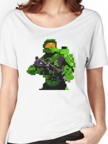 16-bit Spartan Women's Relaxed Fit T-Shirt