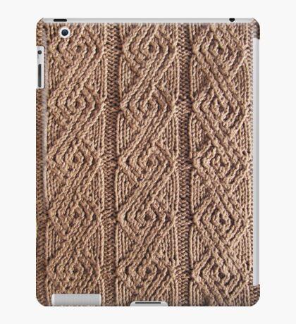 Laredo textured knit  iPad Case/Skin