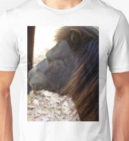 Miniture Horse Unisex T-Shirt