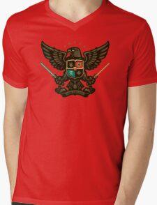 Geek For Life Mens V-Neck T-Shirt