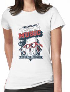 Regular Show Womens Fitted T-Shirt