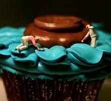 The Cake Decorators by runawaywind