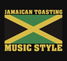 Jamaica Toasting Music Style Kids Clothes