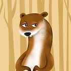 Otter by makoshark