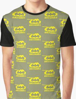 BatChat  World of Tanks Graphic T-Shirt