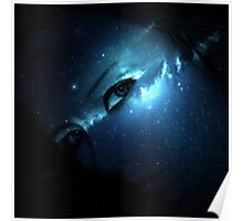 Eyes of the Galaxy Poster