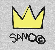 Basquiat SAMO Crown Unisex T-Shirt