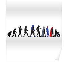 X- revolution Poster