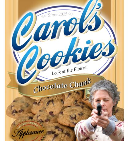Famous Carol's Cookies Sticker