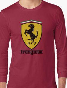 Frangiosa Ferrari Long Sleeve T-Shirt