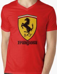 Frangiosa Ferrari Mens V-Neck T-Shirt