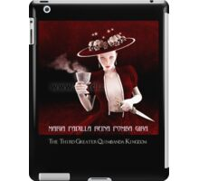 Maria Padilla Reina Pomba Gira iPad Case/Skin