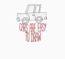 Cars are easy to draw T-Shirt