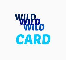 Wild Card Blue Unisex T-Shirt