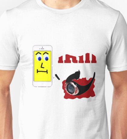 New Tech Kills Old Tech Unisex T-Shirt