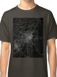 Greensboro map North Carolina Classic T-Shirt