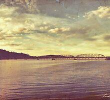 Bethanga Bridge by Linda Lees