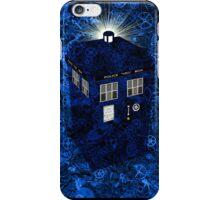 TARDIS Illustrated- Clockwork iPhone Case/Skin