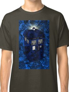 TARDIS Illustrated- Clockwork Classic T-Shirt