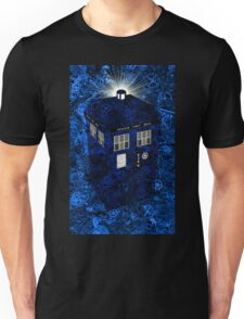 TARDIS Illustrated- Clockwork Unisex T-Shirt
