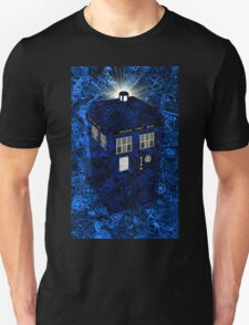 TARDIS Illustrated- Clockwork T-Shirt