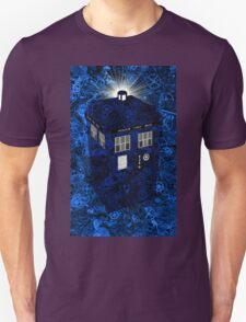 TARDIS Illustrated- Clockwork T-Shirt