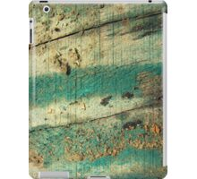 Paint + Dirt ipad case iPad Case/Skin