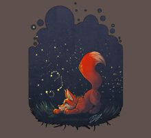 Firefly Fox - Red Unisex T-Shirt