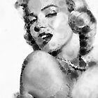 Marilyn #1 by favoritedarknes