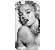 Marilyn #1 iPhone Case/Skin
