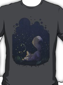 Firefly Fox - Grey T-Shirt