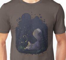 Firefly Fox - Grey Unisex T-Shirt