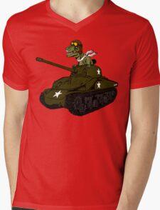 T-Rex in a Tank T-Shirt
