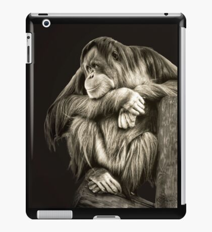 Eye Contact iPad iPad Case/Skin