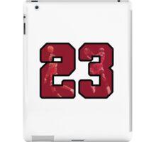 #23 iPad Case/Skin