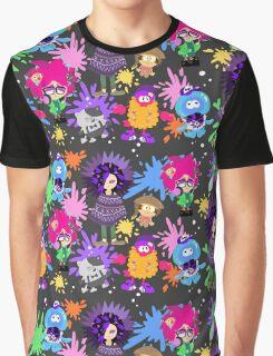 Splatoon NPC Graphic T-Shirt